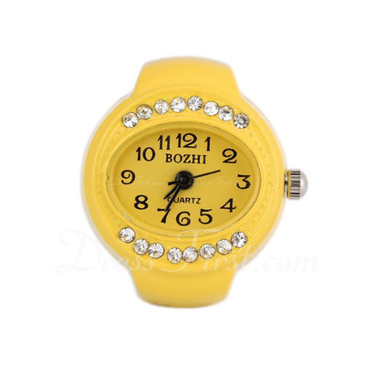Chic Alloy With Rhinestone Ladies' Watches (137055663)