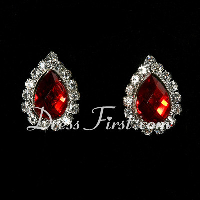 Beautiful Alloy/Crystal Ladies' Jewelry Sets (011027193)