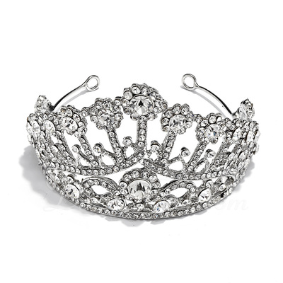 Fashion Alloy Tiaras (042017240)