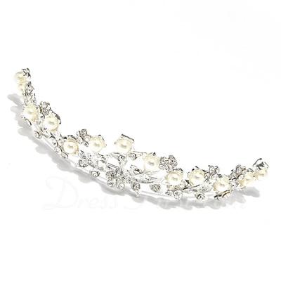 Gorgeous Crystal/Rhinestone Tiaras (042017812)