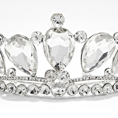 Eye-catching Crystal/Alloy Tiaras (042019219)