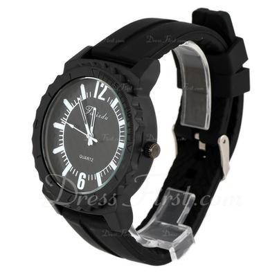 Unique Silicone Unisex Watches (137056061)