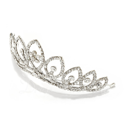 Fashion Alloy Tiaras (042019235)