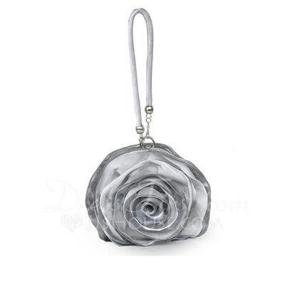 Van Fashional Satijn horlogebandjes/Bruidstasje (012005446)