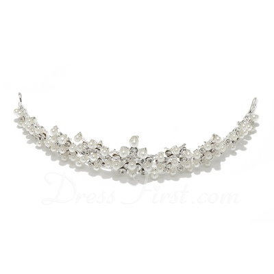 Beautiful Alloy Tiaras (042019212)
