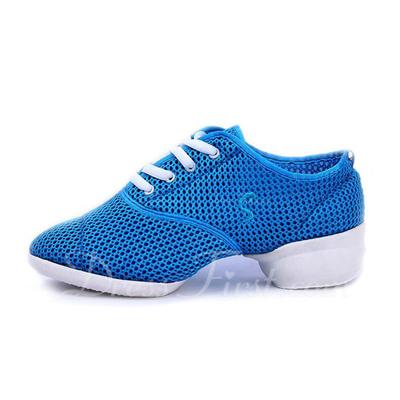 Kadın kumaş Spor Ayakkabılar Pratik Dans Ayakkabıları (053056415)