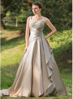 2013 Garden Wedding Dress