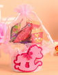 Cute Animal Basket Favor Bags With Ribbons (Set of 12) (050054584)