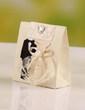 Bride & Groom Handbag shaped Favor Boxes With Ribbons (Set of 12) (050050126)
