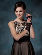Voile Wrist Length Party/Fashion Gloves (014020528)