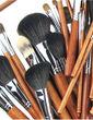 Finding Color-Sable Hair Makeup Brush Set (48 Pcs)  (046022855)