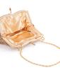 Shining Silk With Rhinestone Clutches (012027084)