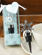 Creative Snowflake Shape Bottle Stoppers (052016111)