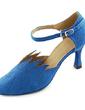 Kadın Topuk Pompalar Modern Ile Toka Dans Ayakkabıları (053013444)