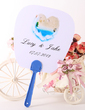 Personalized Beach Themed Plastic Hand Fans (118029535)