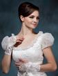 Elastic Satin Wrist Length Party/Fashion Gloves/Bridal Gloves (014020497)
