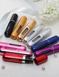 Personalized Capsule Shaped Zinc Alloy Perfume Bottle (Set of 4 Mixed Color) (118039244)