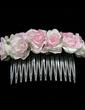 Gorgeous Paper Flower Girl's Headwear (042026767)