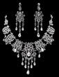 Gorgeous Alloy/Rhinestones Women's Jewelry Sets (011019378)