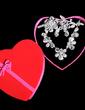 Charming Alloy/Rhinestones Women's Jewelry Sets (011028608)