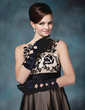 Elastic Satin Elbow Length Party/Fashion Gloves/Bridal Gloves (014020534)