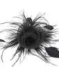 Eye-catching Net Yarn/Feather Fascinators (042057222)