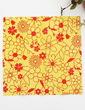 Flower Pattern Dinner Napkins (Set of 50 ) (122039533)