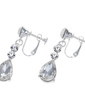 Gorgeous Alloy/Rhinestones Ladies' Jewelry Sets (011027171)