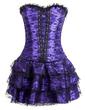 Spandex Lace Strapless Shapewear (S-2XL) (125033569)