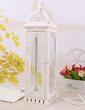 Pretty Floral design Glass/Iron Candle Lantern (131039196)