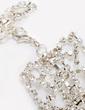 Fashion Alloy With Rhinestone Ladies' Bracelets (011033364)