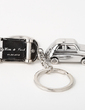 Personalized Car Design Zinc Alloy Keychains (Set of 4) (051029024)