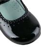 Kids' Leatherette Flat Heel Closed Toe Flats With Buckle Ruffles (047039167)