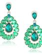 Exotic Alloy Resin Women's Fashion Earrings (011029978)