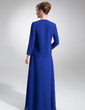 Long Sleeve Chiffon Special Occasion Wrap (013012347)