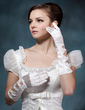 Elastic Satin Elbow Length Party/Fashion Gloves/Bridal Gloves (014020480)