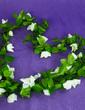 Plastic Flower Vine Wedding Decoration (131037532)