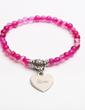 Personalized Artificial Tourmaline Child's Bracelets (011054901)
