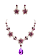 Beautiful Alloy/Rhinestones Ladies' Jewelry Sets (011017884)