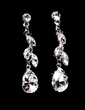 Shining Alloy With Crystal Women's Jewelry Sets (011028346)