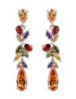 Exquisite Alloy With CZ Cubic Zirconia Ladies' Fashion Earrings (011036709)
