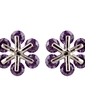 Unique Alloy With CZ Cubic Zirconia Ladies' Fashion Earrings (011036723)