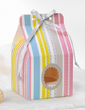 Single Cupcake Boxes With Ribbons (Set of 12) (050028832)
