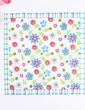 Flower Pattern Dinner Napkins (Set of 50 ) (122039529)