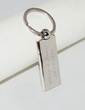 Personalized Simple Design Zinc Alloy Keychains (Set of 4) (051029049)