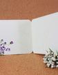 Blommig Stil Side Vik Hälsnings Kort (Sats om 10) (114031168)