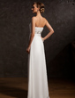 Empire Sweetheart Floor-Length Chiffon Mother of the Bride Dress With Ruffle Beading (008015129)