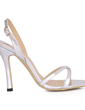 Women's Patent Leather Stiletto Heel Sandals Slingbacks shoes (087026359)