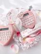 Heart Shaped Hard plastic Calculator (051017581)