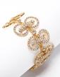 Alloy With Rhinestone Ladies' Bracelets (011033378)